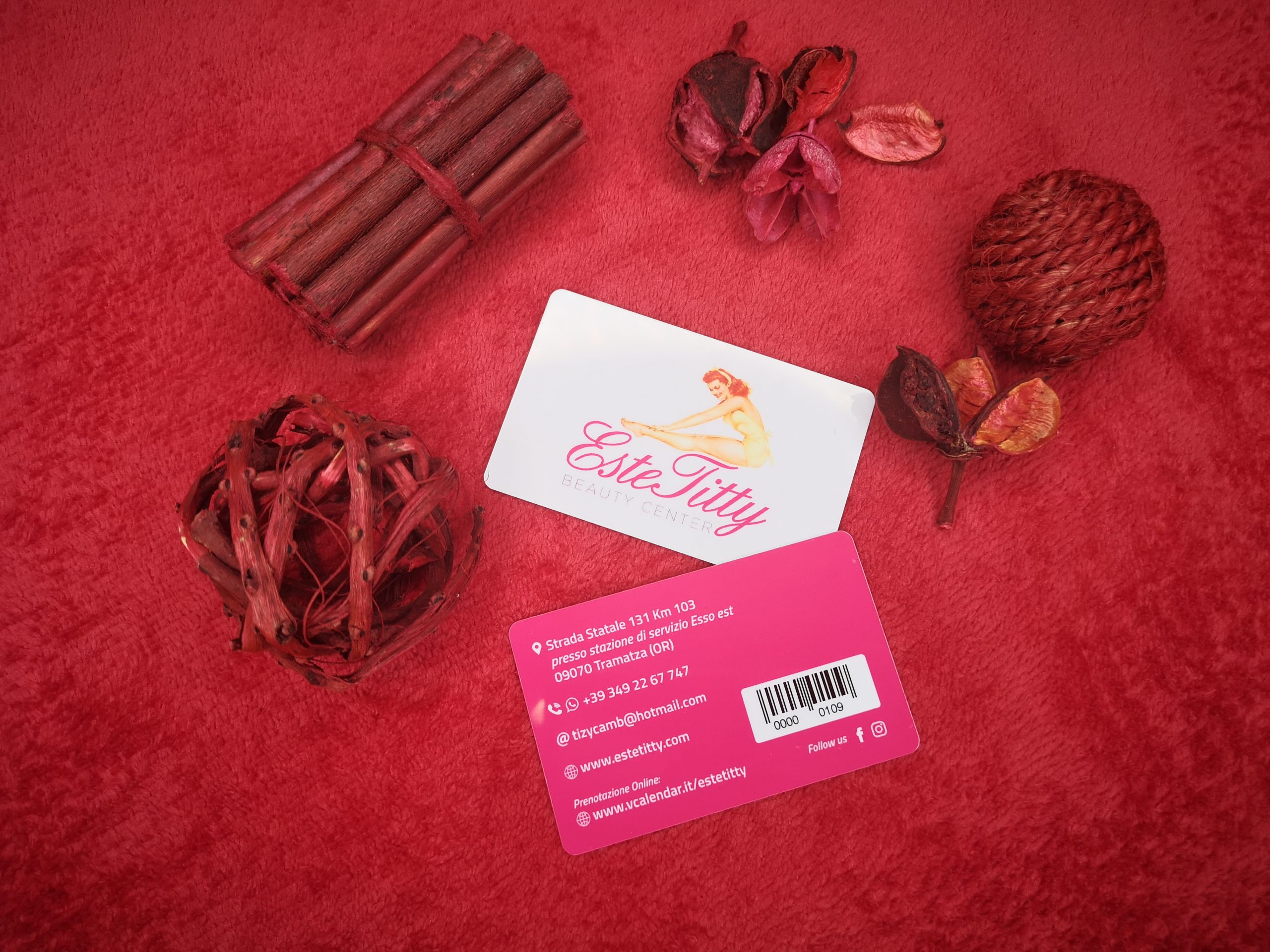 Gift Card Estetitty